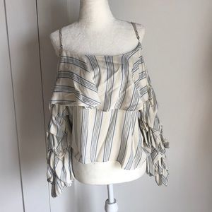 NEW Misa Los Angeles blouse